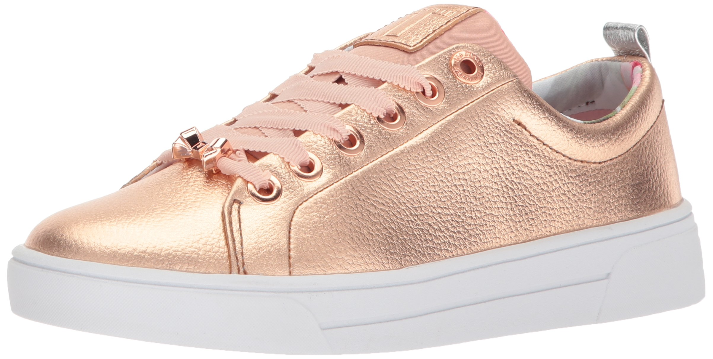 Ted Baker Women's Kellei Sneaker, Rose Gold, 7 B(M) US
