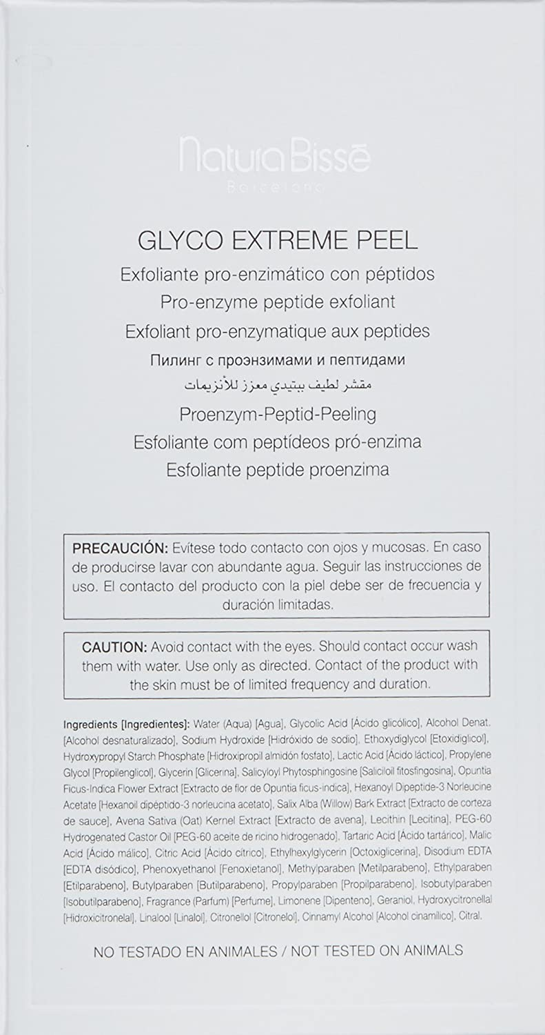 Natura Bissé Diamond Glyco Exfoliante Facial - 30 ml.