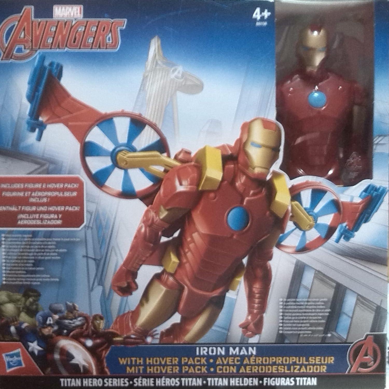 iron man con aerodeslizador: Amazon.es: Juguetes y juegos