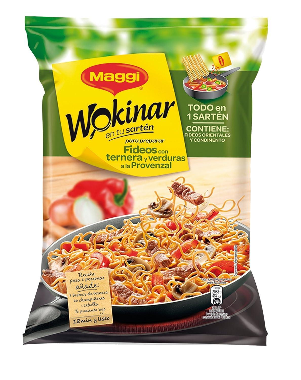 Maggi Preparado alimenticio de harina de trigo y condimento deshidratado - Paquete de 10 x 18.50 gr - Total: 185 gr: Amazon.es: Alimentación y bebidas