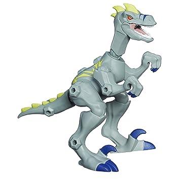 Velociraptor Hero Mashers Jurassic World: Amazon.es: Juguetes y juegos