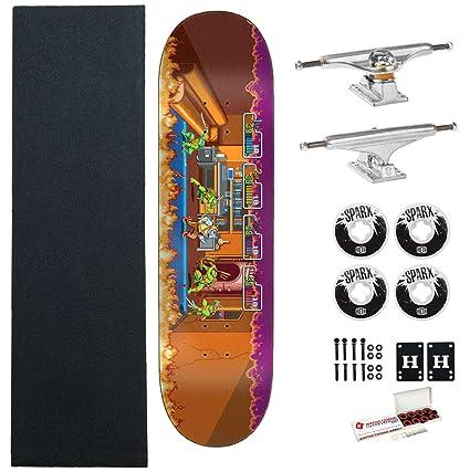 Amazon.com : Santa Cruz Independent Skateboard Teenage ...