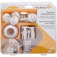 Safety 1st Essentials Child Proofing Kit, 46-Piece