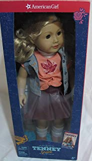 Dolls Energetic American Girl Doll Rebecca In Original Outfit And Book