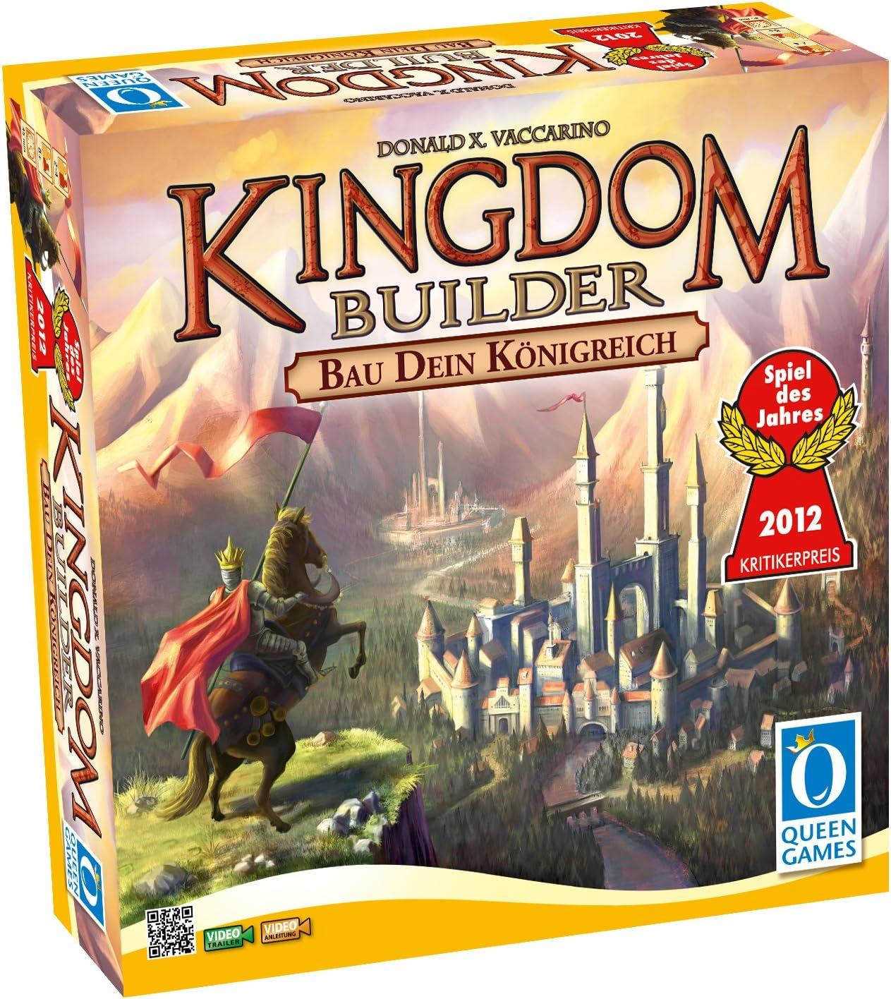 Queen Games - Juguete (versión en alemán): Amazon.es: Juguetes y juegos