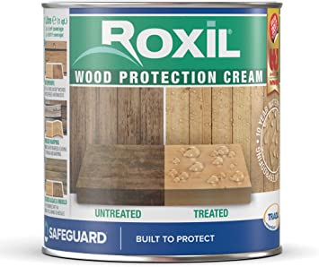 Roxil Wood Protection Cream - The Most Durable