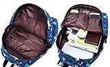 Leaper Unicorn Backpack Girls School Bag Travel