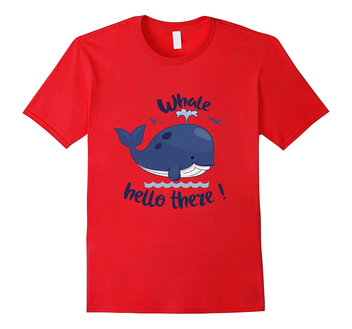 Amazing T-shirt For Whale Lovers. Best Gifts for Women/Men-TH
