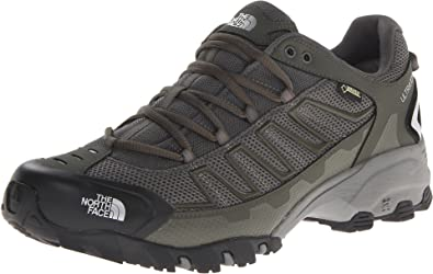 The North Face Mens Ultra 109 GTX Graphite Grey/New Taupe Green 9.5 D -