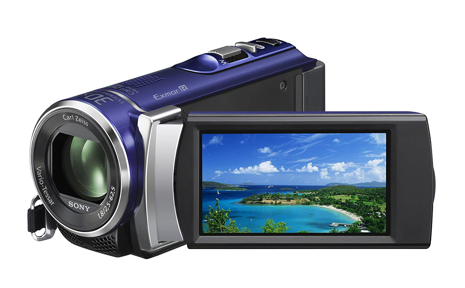 amazon com sony hdr cx210 high definition handycam 5 3 mp rh amazon com sony handycam hdr-cx210 manual sony hdr cx210 manual download
