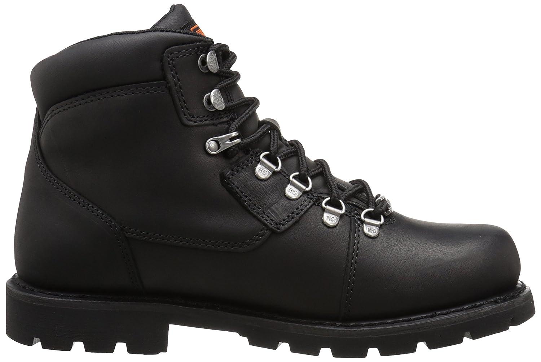 Harley-Davidson Men's Glenmont Motorcycle Lace To Toe Boot: Amazon.ca:  Shoes & Handbags