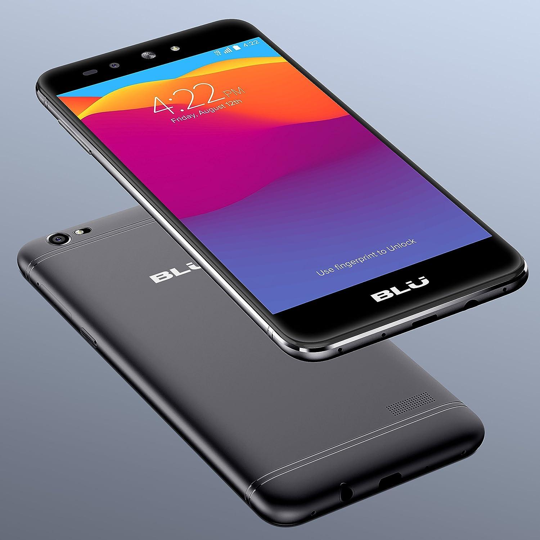 Blu Advance A5 Plus Lte 55 4g Gsm Unlocked Advan S5j Smartphone Quadcore Black Cell Phones Accessories