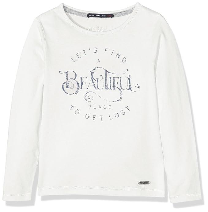 Pepe Jeans Jane JR, Camiseta para Niñas, Blanco (Off White), 6 años: Amazon.es: Ropa y accesorios