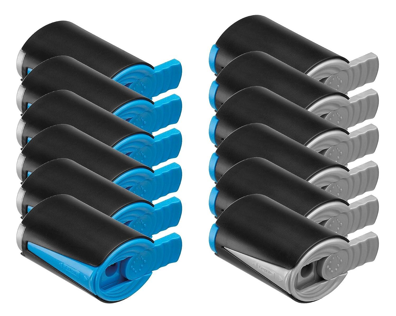 Westcott E-15735 00 I Cans Spitzer Student Blue//Black//Grey 12 pcs Until 8 mm