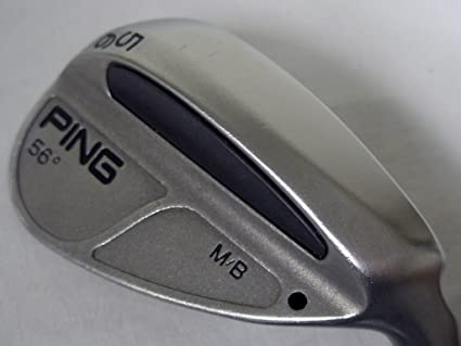 Amazon.com: Ping M/B Sand Wedge 56 Black Dot (Steel CS Lite ...
