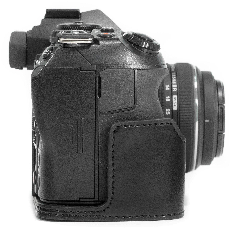 MegaGear MG1086 Estuche para cámara fotográfica Estuche Duro Negro ...