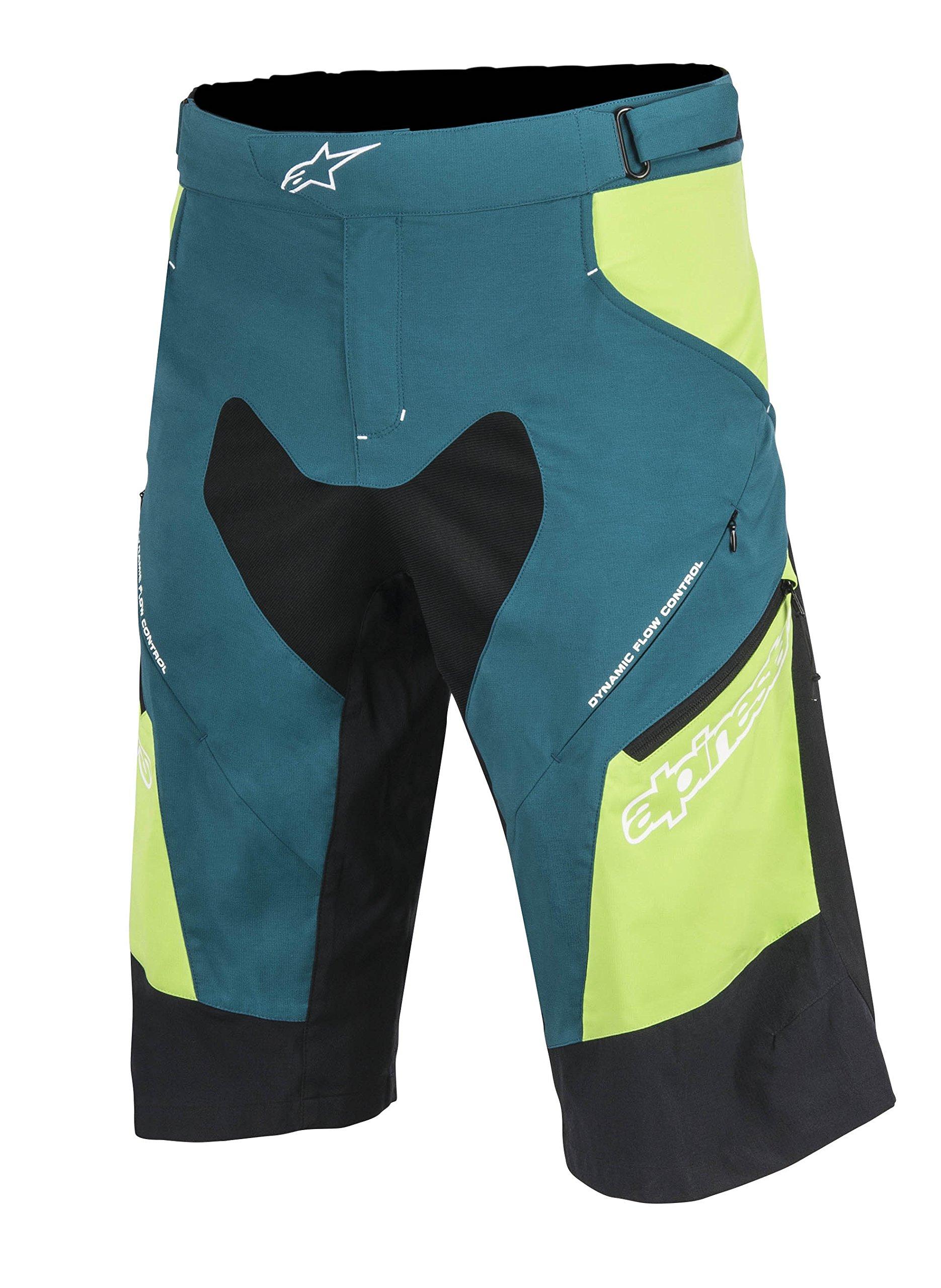 Galleon - Alpinestars Drop 2 Shorts, Shaded Spruce Green
