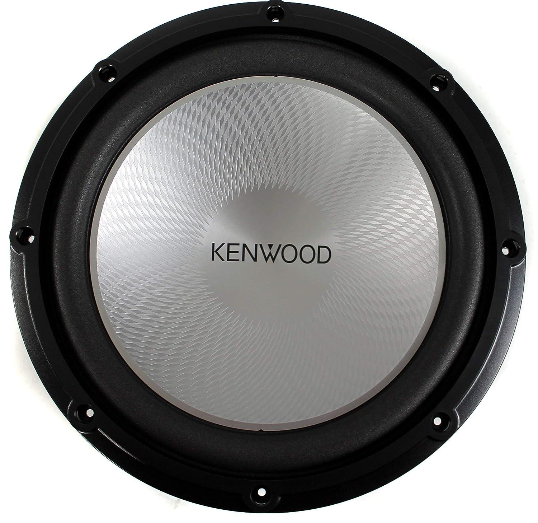 Amazon.com: Kenwood KFC-W12PS - 12 1000W Single 4 Ohm Performance ...