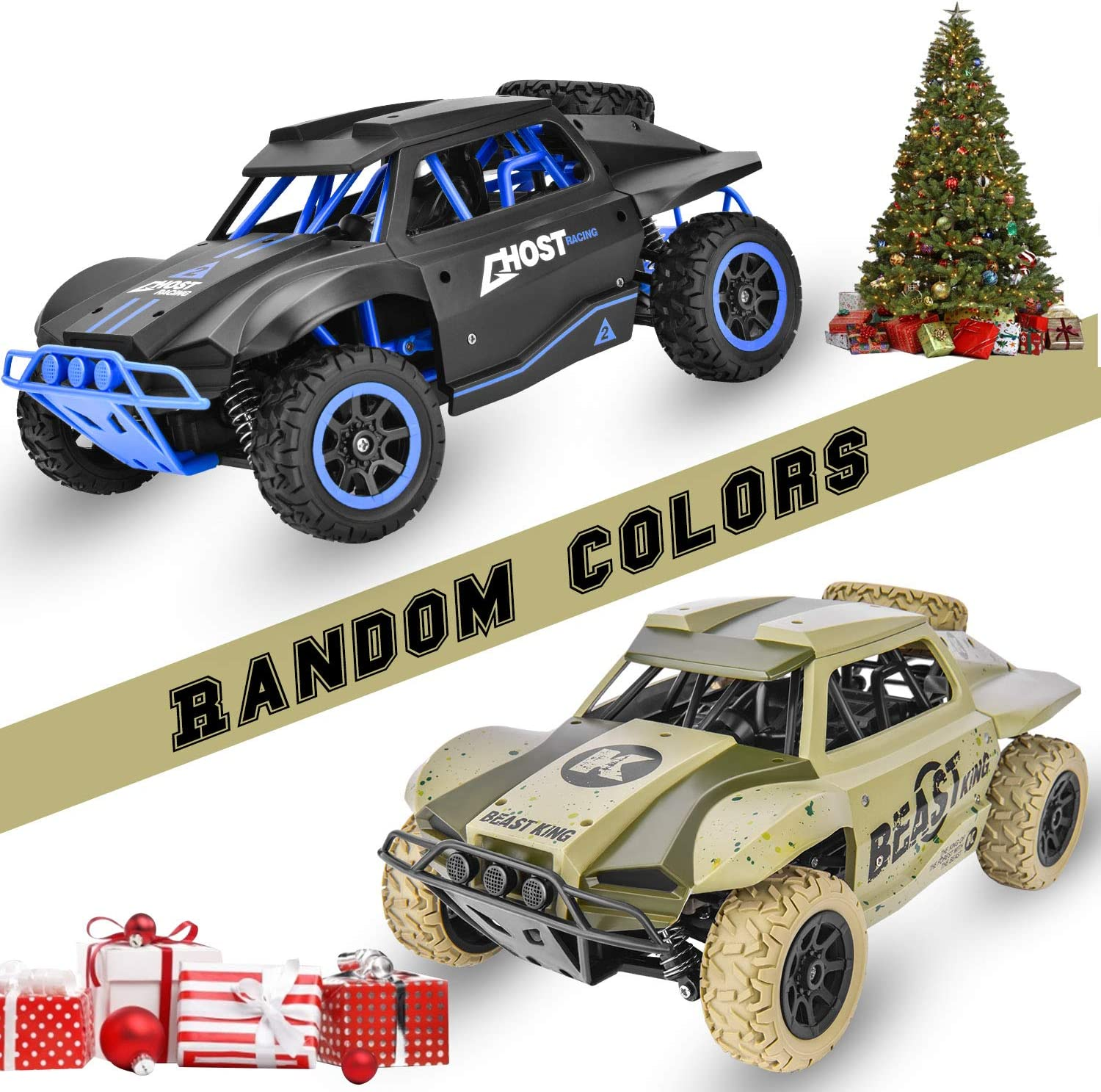 Rainbrace RC Racing Car Remote Control Car High Speed RC Car Rechargeable Radio Controlled Car RC Race Car for Boy Toys 5-16 Years Old Boys Kids Birthday Gift