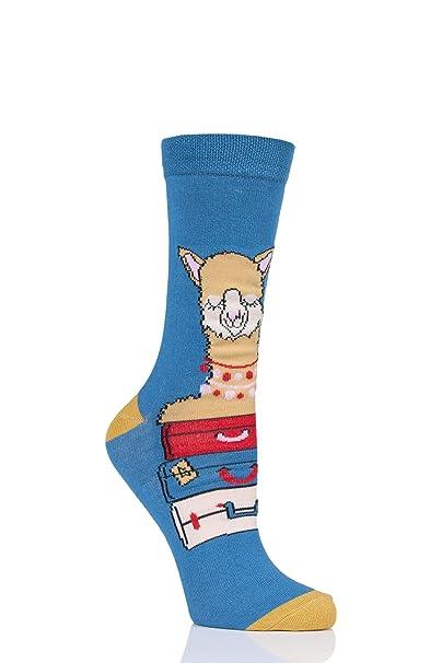 neue Version Sonderkauf verschiedenes Design Sock Shop Damen Lazy Panda Bambus Alpaka meine Taschen ...