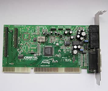 Driver for CIRRUS LOGIC Sound Card CS4235