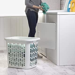 product image for Sterilite 12318004 Laundry Hamper, White (4 pk.)
