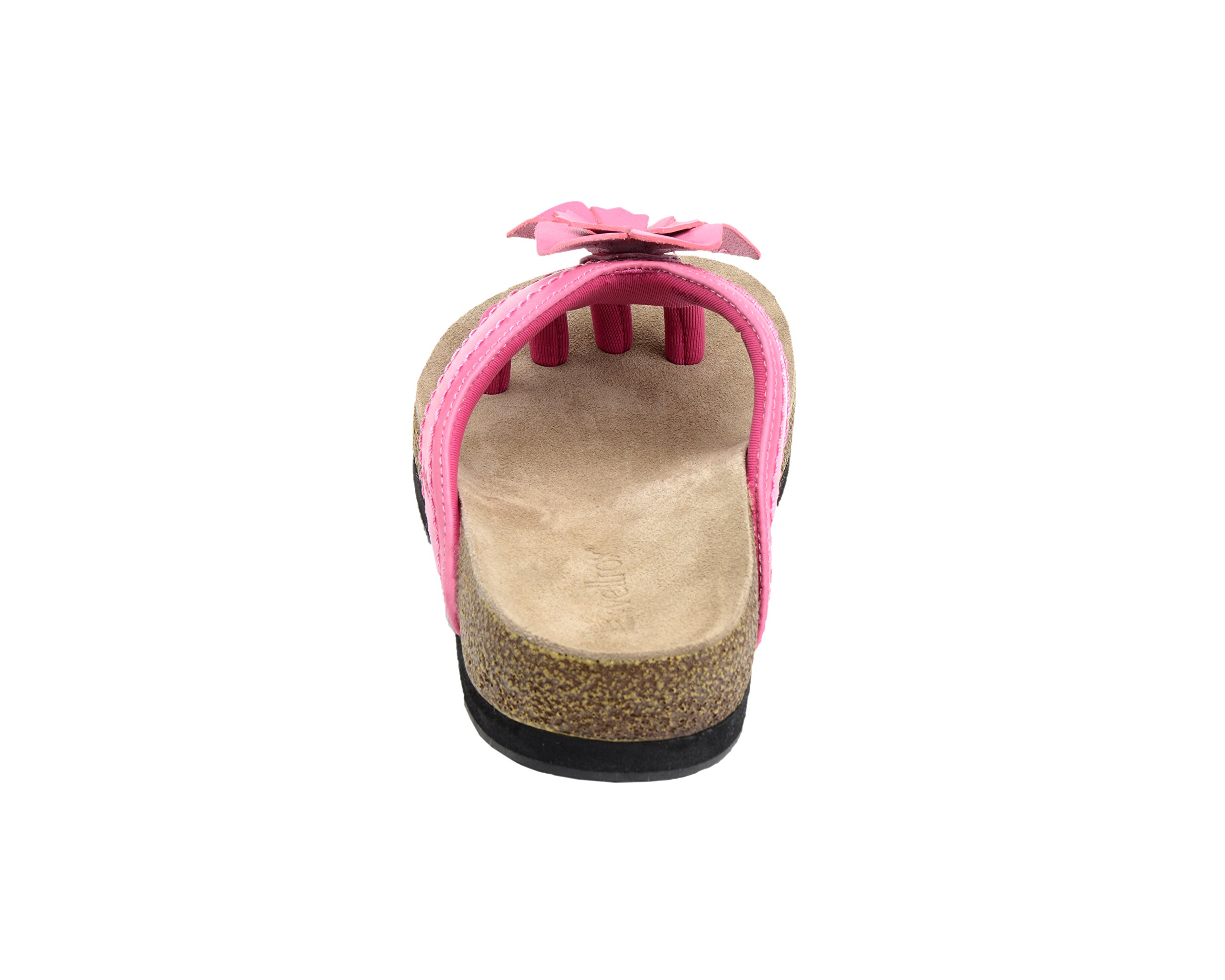 Wellrox Women's Terra-Chloe Hot Pink Casual Sandal 11 by Wellrox (Image #5)