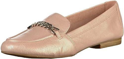 Tamaris 1-1-24214-20 548 - Zapatos de Vestir de Piel Lisa Para Mujer: Amazon.es: Zapatos y complementos