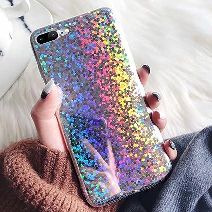 Cover Fai Da Te.Cover Iphone 8 Plus Cover Iphone 7 Plus Ikasus Diamanti