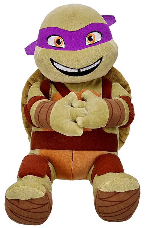 Build a Bear Donatello 17 in. UNSTUFFED Teenage Mutant Ninja Turtle Plush TMNT Toy Animal