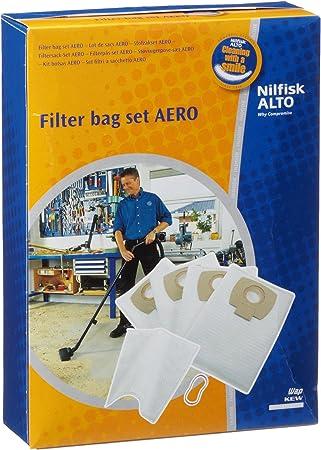 Nilfisk Aero Staubsaugerbeutel 302002404 |