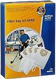 NILFISK 302002404 Sac Aspirateur 4 Sacs en Polystyrène + 1 Filtre à Eau