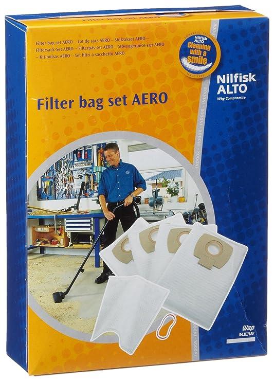 Bolsa para aspiradoras Buddy Nilfisk Filters/äcke