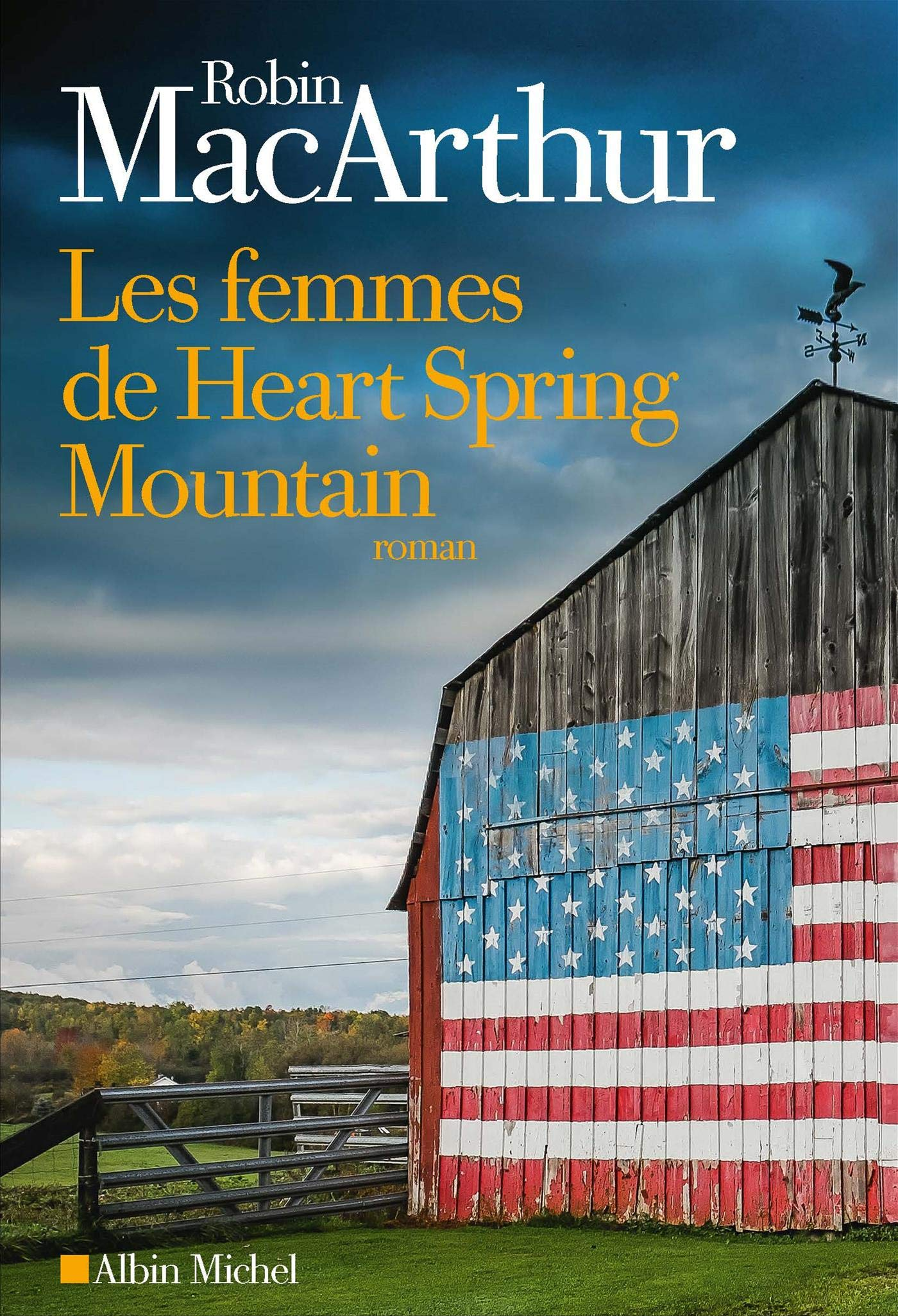 Robin MacArthur - Les Femmes de Heart Spring Mountain