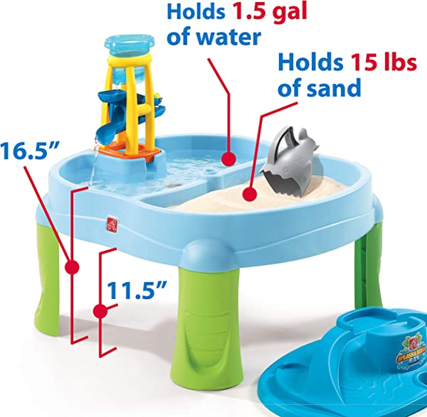 Step2 Splash Scoop Bay Sand and Water Table shovel and scoop accessories