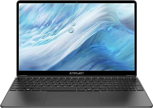 TECLAST F15S PC Portatile 15.6 Pollici Notebook Laptop 6 GB di RAM 128 GB ROM Intel Celeron Apollo Lake J3455 Window 10, 38000 mWh Batteria grande, WiFi + Bluetooth + USB 3.0