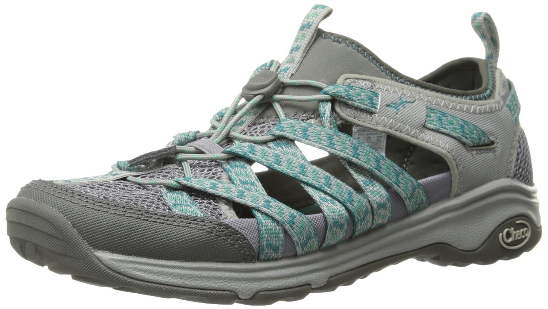 Chaco Women's Outcross Evo 1 Hiking Shoe B00KWKL6VU 11 M US|Quarry