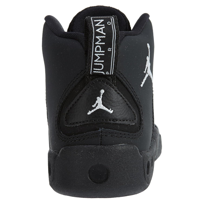 ec7034ea4c56 Air (Black White)  Jordan Jumpman Pro BP Preschool Shoe BP (Black Jumpman  White)  909419-021  Size  11.5cc - c1377be
