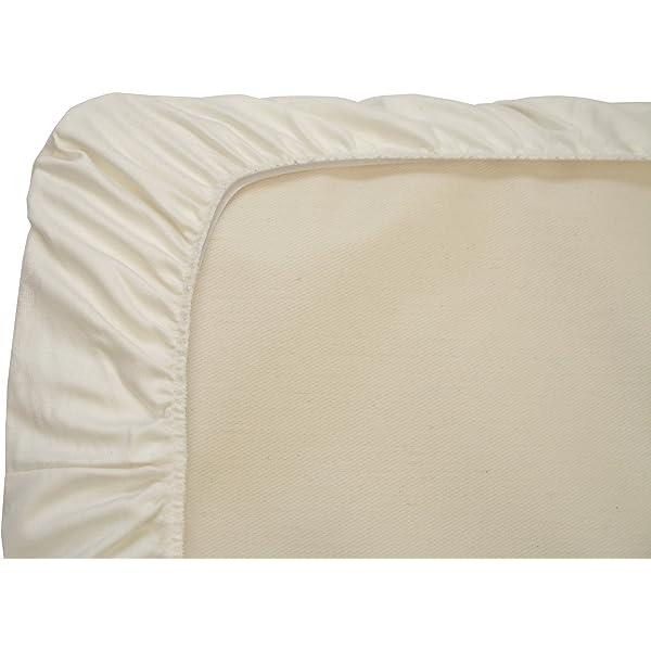 Amazon.com: Orgánico Pad de colchón impermeable, Multicolor ...