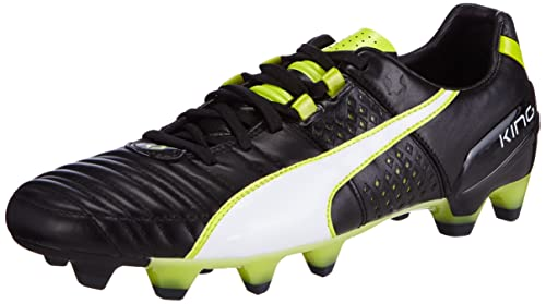 PumaKing II FG - Zapatillas de Fútbol Hombre, Color Negro, Talla 40