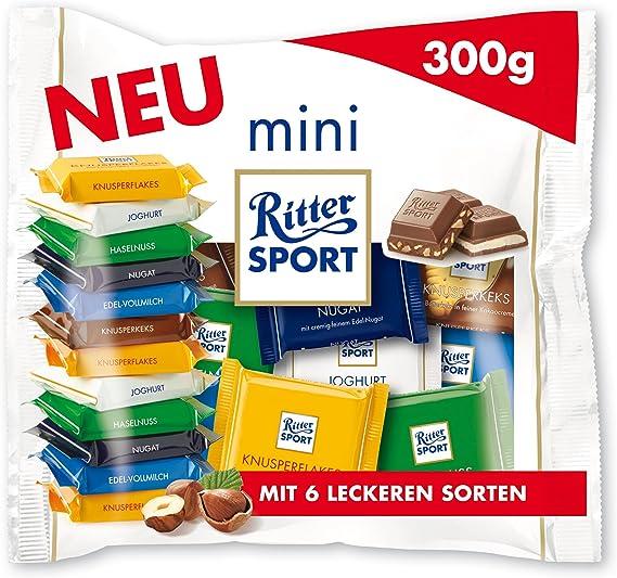 Ritter Sport Mini Mix 300g Amazon Co Uk Grocery