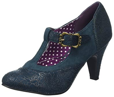 Joe Browns Damen Boutique and Unique Shoes T-Spangen Pumps