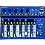 NX Audio Proton F7USB Live Sound 7Ch Mixer