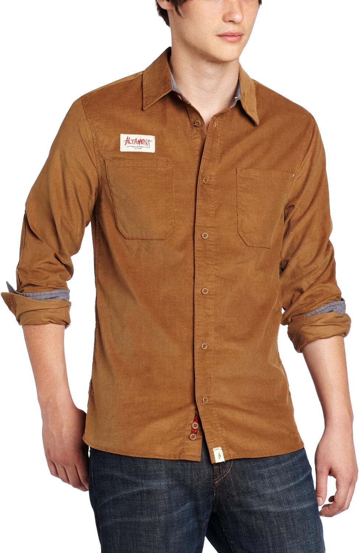 ALTAMONT - Camisa casual - para hombre marrón Marrón - Camel ...