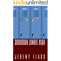 Suburban Zombie High book cover
