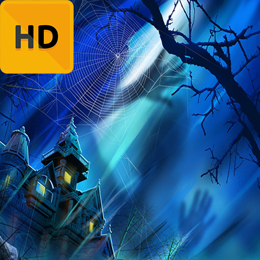 Animated Halloween Wallpaper For Android (Most Scary HD FREE Wallpaper)