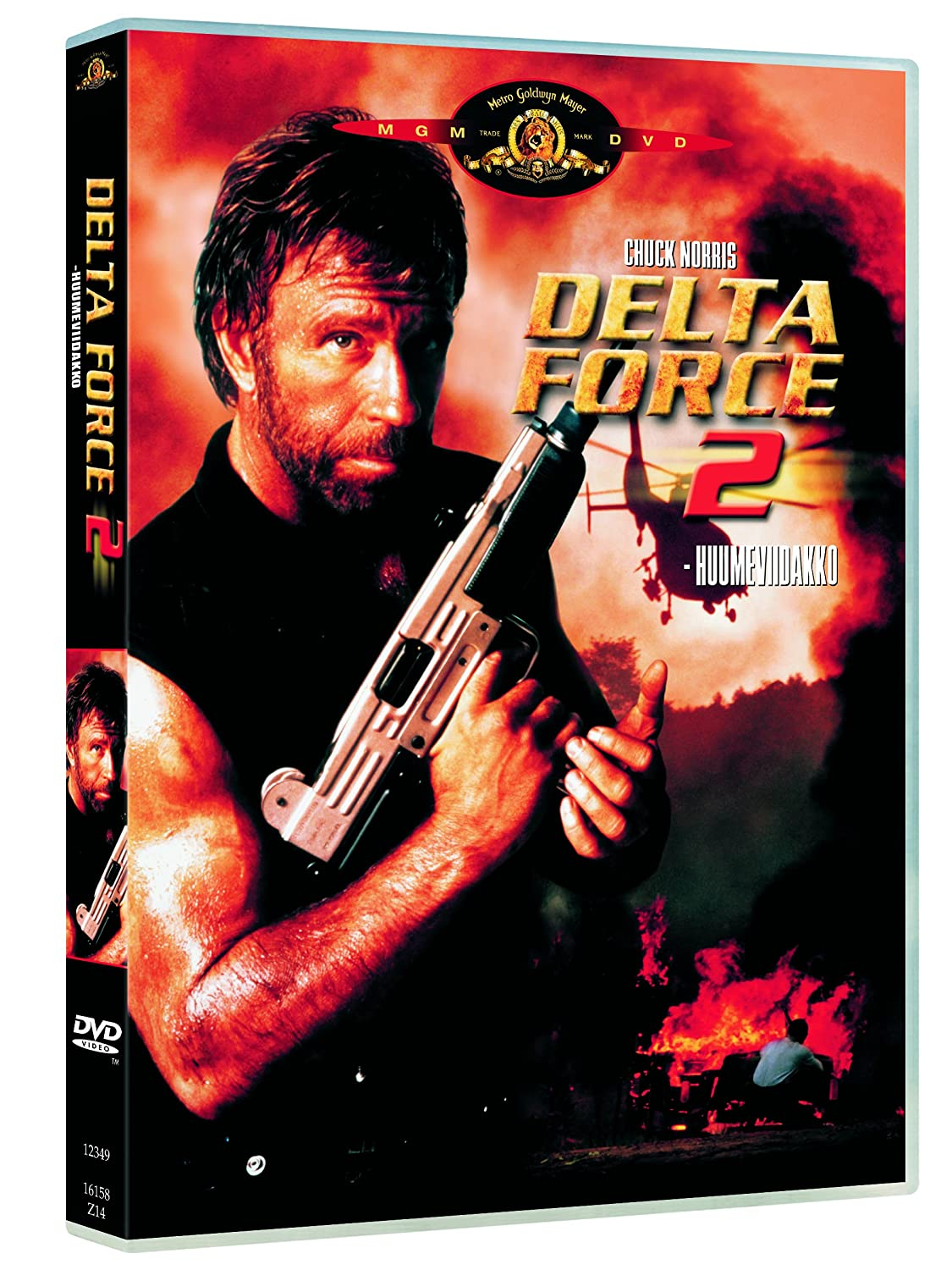 Delta Force 2 [DVD]: Amazon.es: Billy Drago, Chuck Norris ...
