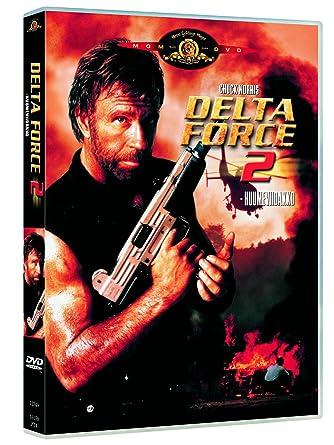 Delta Force 2 [DVD]: Amazon.es: Billy Drago, Chuck Norris ...