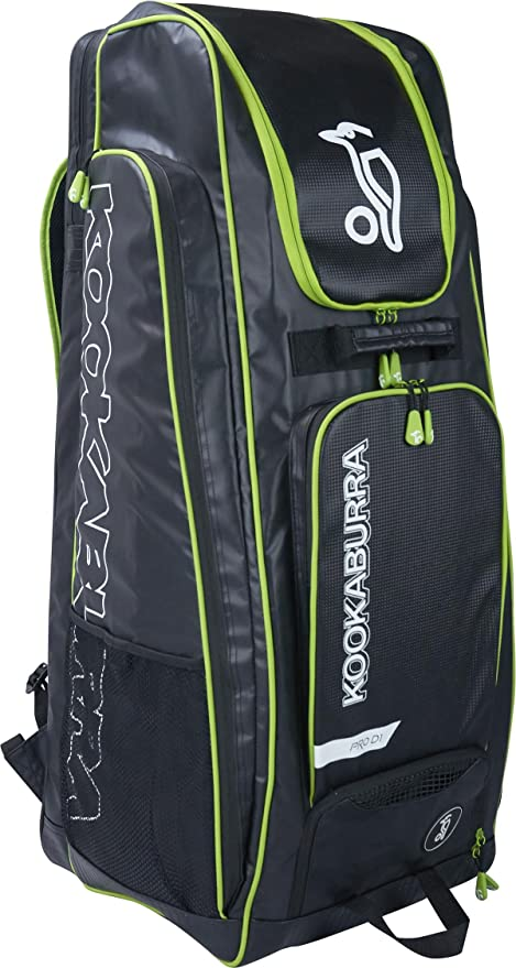 762729c1c76 Image Unavailable. Image not available for. Color  Kookaburra Cricket Kit  Storage Pro D1 Duffle 170l Backpack Bag ...