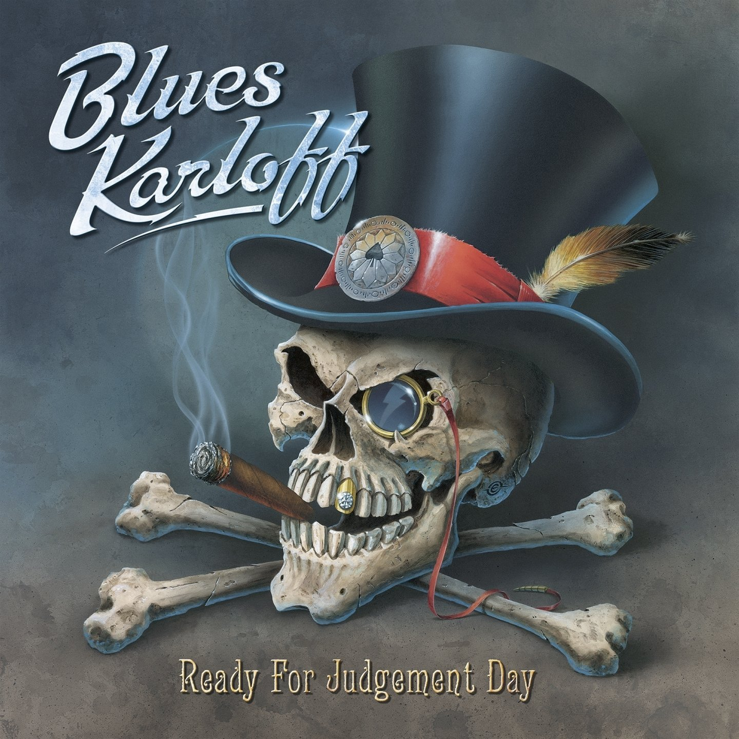 CD : Blues Karloff - Ready For Judgement Day (CD)